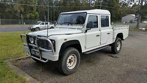1999 Land Rover Defender Wagon Cambewarra Village Nowra-Bomaderry Preview