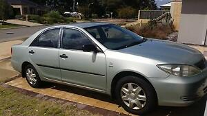 2002 Toyota Camry Sedan Halls Head Mandurah Area Preview