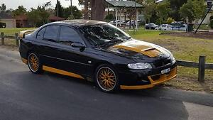2001 Holden Commodore Sedan Blue Haven Wyong Area Preview