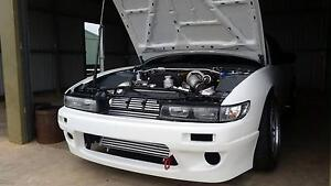Nissan S13 Silvia Race Car 4G63 EVO Tea Tree Gully Tea Tree Gully Area Preview