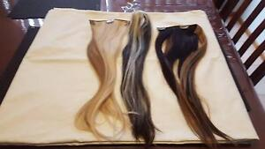 human hair extension peices Keilor Downs Brimbank Area Preview