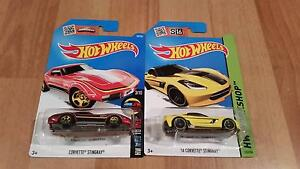 Hotwheels Stingray Old and New Westmead Parramatta Area Preview
