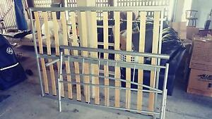 Good condition Double Bed frame Kangaroo Point Brisbane South East Preview