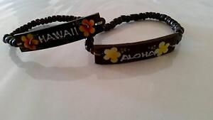 2 Hawaiian Stretchy band bracelets from Hawaii, New Rutherford Maitland Area Preview