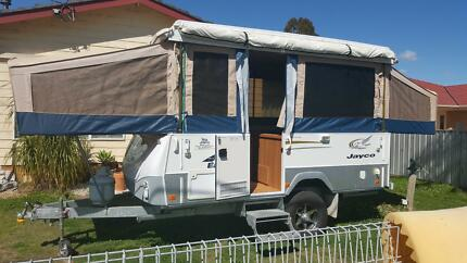 Jayco Eagle Offroad (suit new buyer) Greta Cessnock Area Preview