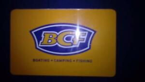 BCF Gift Cards 2 x $100 Dawes Point Inner Sydney Preview
