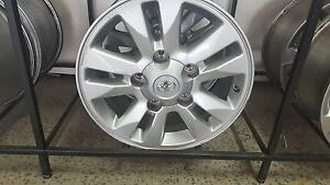 "17"" Toyota 200 Series Land cruiser wheels Toowoomba Toowoomba City Preview"