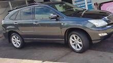 Lexus RX350 Sports Luxury 2007. Winston Hills Parramatta Area Preview