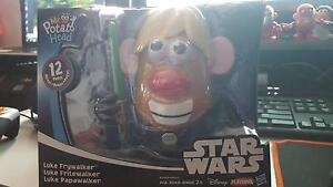 Mr Potato Head Luke Frywalker Star Wars BNIB Berriedale Glenorchy Area Preview