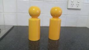 Original 1970s Salt & Pepper shakers- Great Christmas Gift! Mosman Mosman Area Preview