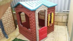 CUBBY HOUSE. LITTLE TIKES COMMERCIAL GRADE CUBBY HOUSE Kinross Joondalup Area Preview
