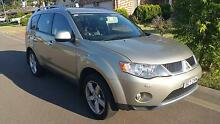 2007 Mitsubishi Outlander 7 SEATER 4WD Top of The Range VRX Wagon Oakhurst Blacktown Area Preview