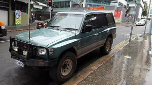 Mitsubishi Pajero, Camping Gear, Matress, Backpackers Sydney City Inner Sydney Preview