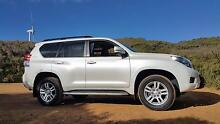 2012 Toyota LandCruiser Prado Kakadu Wagon Rockingham Rockingham Area Preview