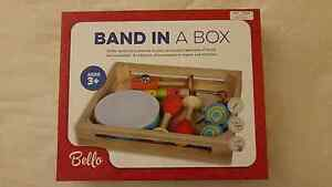 Bello Band in a Box toy - NEW and Unopened Denistone East Ryde Area Preview