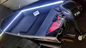 Custom Stessl Tinny 3.7m w/ 15HP Yamaha Pullenvale Brisbane North West Preview