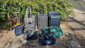 sets of luggage Homebush Strathfield Area Preview