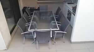 BEAUTIFUL AND COMFORTABLE 8 SEAT DINING SETTING Carlton Kogarah Area Preview
