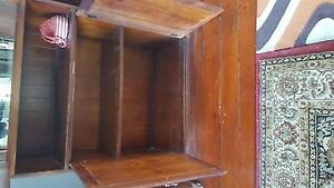 FREE!! TWO TALL SIDE UNITS/SHELVES/BOOKCASES/DISPLAYS Croydon Park Canterbury Area Preview