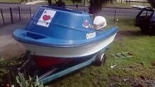 selling my boat and trailor $3000 ono Nowra Nowra-Bomaderry Preview