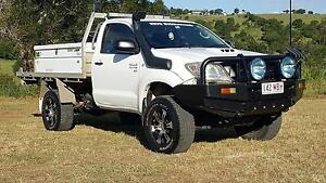 2010 Toyota Hilux Ute Tallegalla Ipswich City Preview