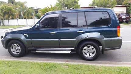 2003 TERRACAN 7 SEATER 4WD AUTO LONG REGO SAFETY LEATHER ALL OPT Labrador Gold Coast City Preview