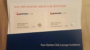 2 x Qantas Club Pass (Exp. Oct 2018!) Perth Perth City Area Preview