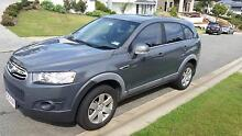 2011 Holden Captiva Wagon 7 Seater Brookwater Ipswich City Preview