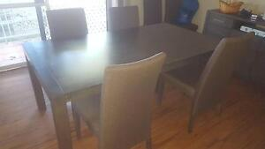 Dining Table Set Robertson Brisbane South West Preview