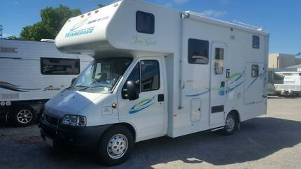 2005 Winnebago Free Spirit St Marys Mitcham Area Preview