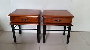 Bed side Tables (matching Pair) $70.00 Kewarra Beach Cairns City Preview
