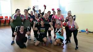 Boxing Fitness for Women Penrith Penrith Area Preview