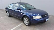 1999 Volkswagen PASSAT LONG REG WITH RWC NEW TYRES & BRAKES Craigieburn Hume Area Preview