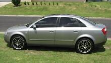 2002 Audi A4 Sedan Grafton Clarence Valley Preview