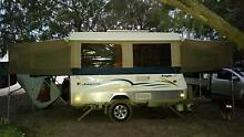 Jayco off road pop top camper Woombye Maroochydore Area Preview