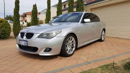 2005 BMW 525i M Sport MY05 Upgrade