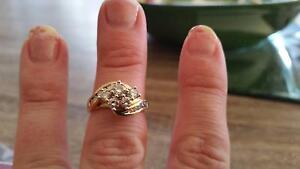 Exquisite YG Diamond Engagement Ring Ellenbrook Swan Area Preview