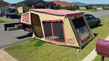 2013 CIG Extreme Offroad Camping Trailer Thornton Maitland Area Preview