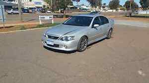 2005 Ford Falcon XR6 MK2 TURBO Eden Hill Bassendean Area Preview