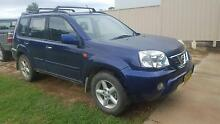2003 Nissan X-trail Wagon Mudgee Mudgee Area Preview