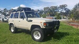 Toyota Landcruiser turbo diesel 60 series (bobbed) Cleveland Redland Area Preview