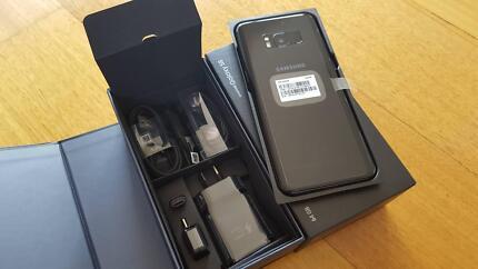 BRAND NEW Galaxy S8 - 64GB - Black (Samsung Warranty)