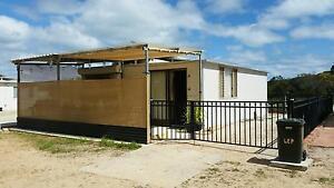 Onsite caravan and solid annex in Leeman - REDUCED PRICE Leeman Coorow Area Preview