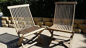 TEAK CHAIRS Frenchs Forest Warringah Area Preview