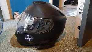 "SHOEI  ""GT-AIR"" MATT BLACK Yarramundi Hawkesbury Area Preview"