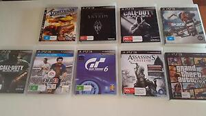 PS3  Games bundle Frenchs Forest Warringah Area Preview