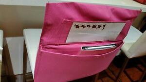 BACK CHAIR BOOK POUCH Belrose Warringah Area Preview