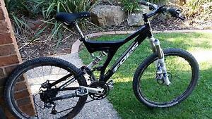 Foe's FXR Full Suspension Mountain Bike (Medium) Amaroo Gungahlin Area Preview