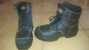 NEW Oliver Safety Boots Leather Lace up Size 10.5AUS/UK Bolwarra Heights Maitland Area Preview