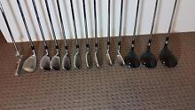 Exc Condition Tommy Armour golf set with various extras Whittlesea Whittlesea Area Preview